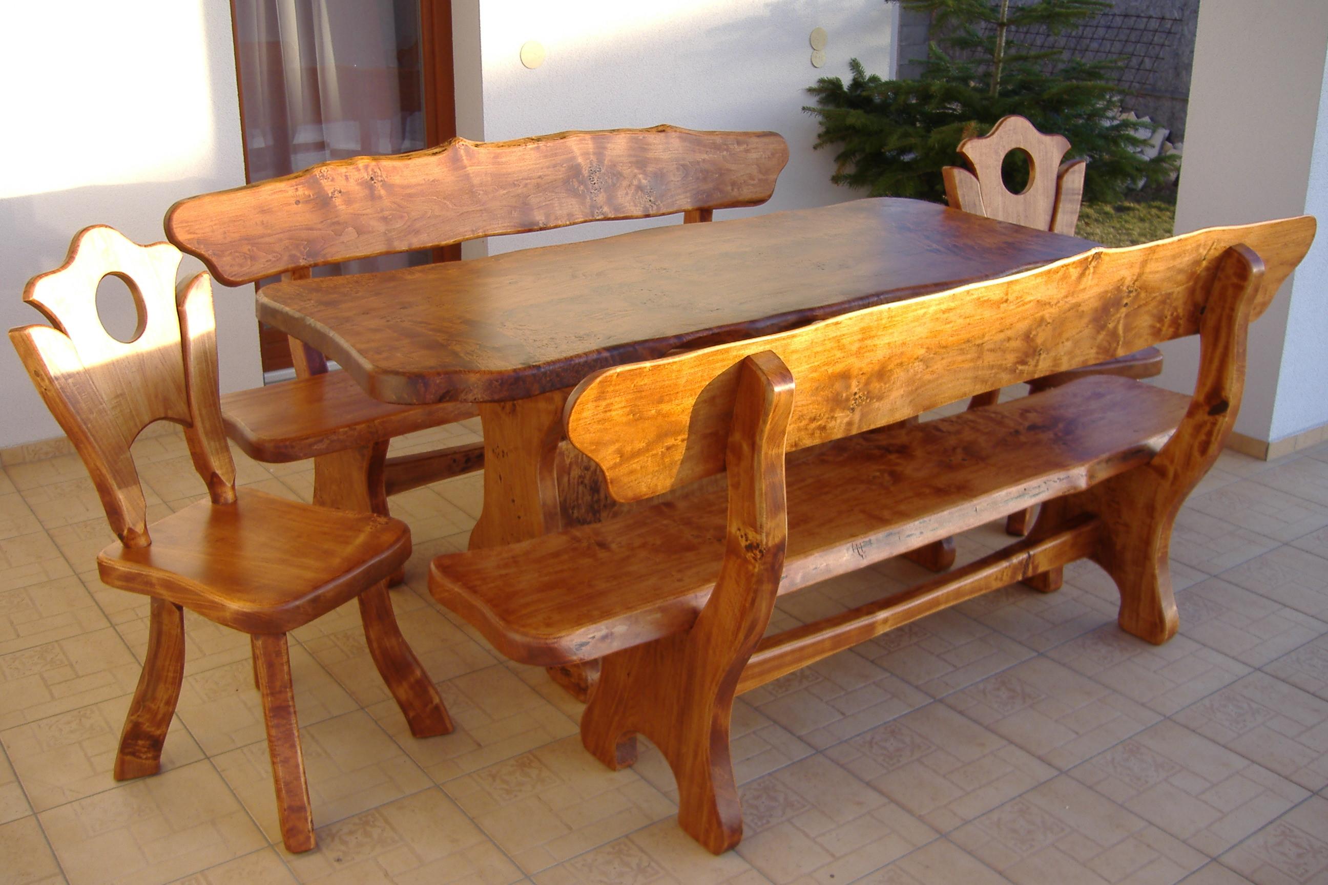 Rustikale Massivholzmöbel Zu Verkaufen Moebel Kleinanzeigennet