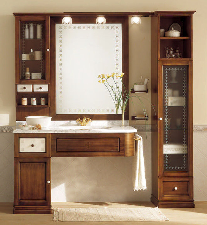 Badezimmer : badezimmer spiegelschrank landhausstil Badezimmer ... | {Spiegelschrank bad landhaus 86}