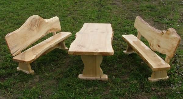Holzmöbel Gartenmöbel Einrichtung Aus Echtholz Günstig