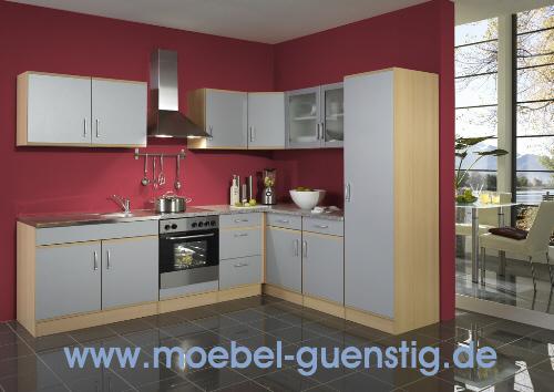 Küchen Günstig Kaufen bei www.moebel-guenstig.de   moebel ...